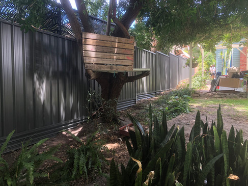Colorbond Fence, Bassendean