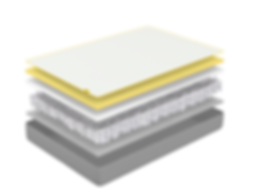 5.2 Gamme Eve - Hybrid composition, matelas, sommeil club