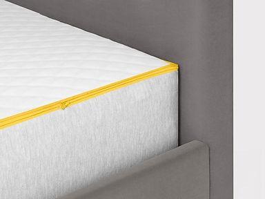 5.2 Gamme Eve - Hybrid Premium close up, matelas, sommeil club