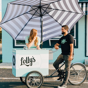 Episode 1: Lolly's Creamery - Joey and Jacklyn Launi