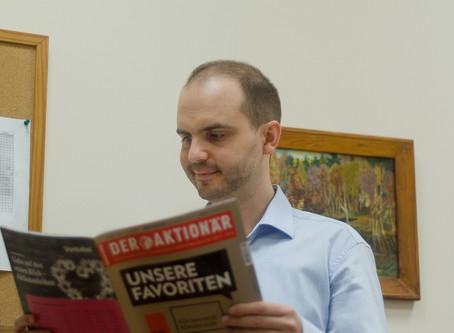 Бернхард Шварц отвечает на вопросы Мясного Эксперта