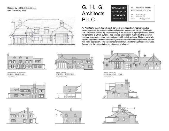 G.H.G.  Architects PLLC .