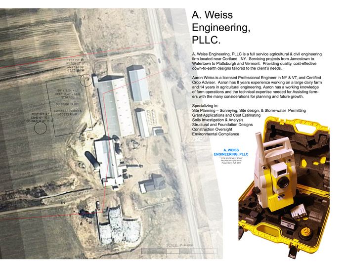 A. Weiss Engineering, PLLC.