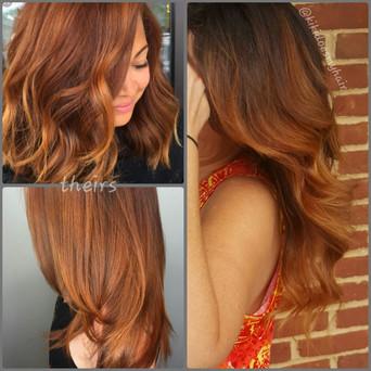 Fall 2016 Haircolor Trends