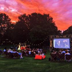 outdoor cinema milton keynes south east