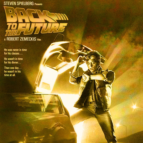 BACK TO THE FUTURE (PG) - YORK HOUSE - 19th SEPTEMBER