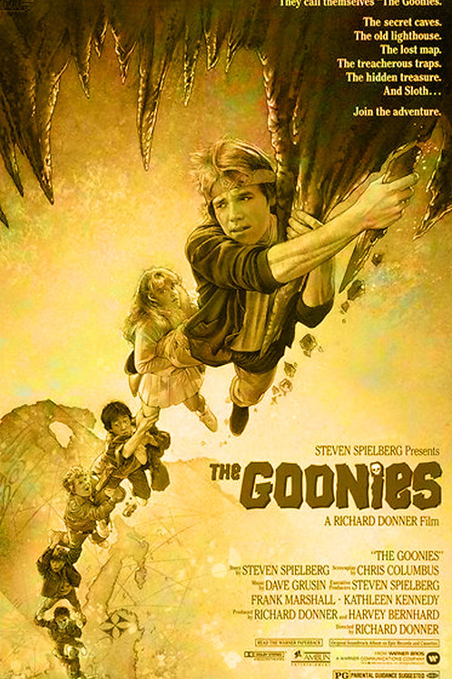 THE GOONIES (12A) - YORK HOUSE - 27th JUNE