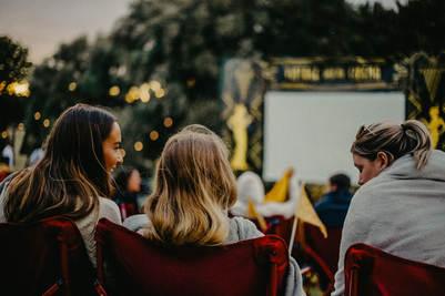 open air cinema nothants