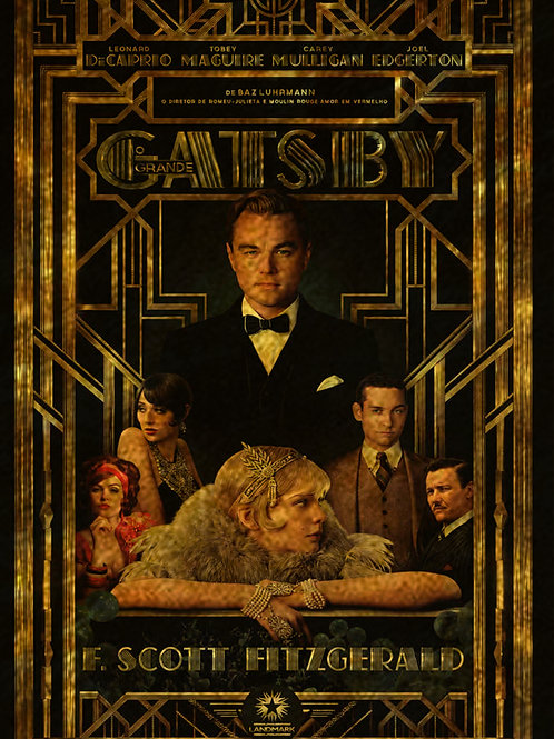 GREAT GATSBY (12A) - YORK HOUSE - 25th April