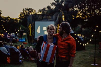 open air cinema MK