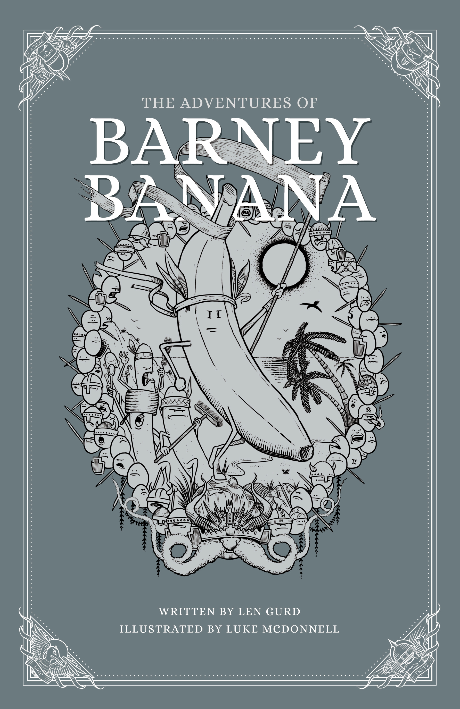 Adventures of Barney Banana