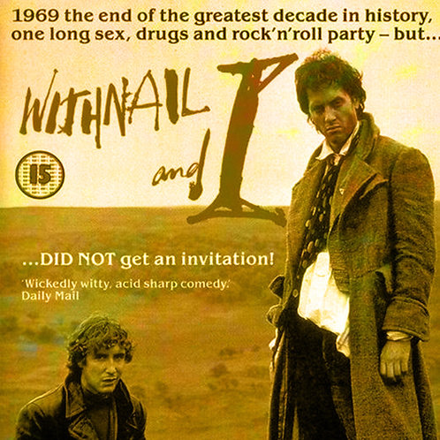 WITHNAIL & I (15) - YORK HOUSE - 29th AUGUST