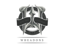 Wheadon's Gin MONOGRAM logotype