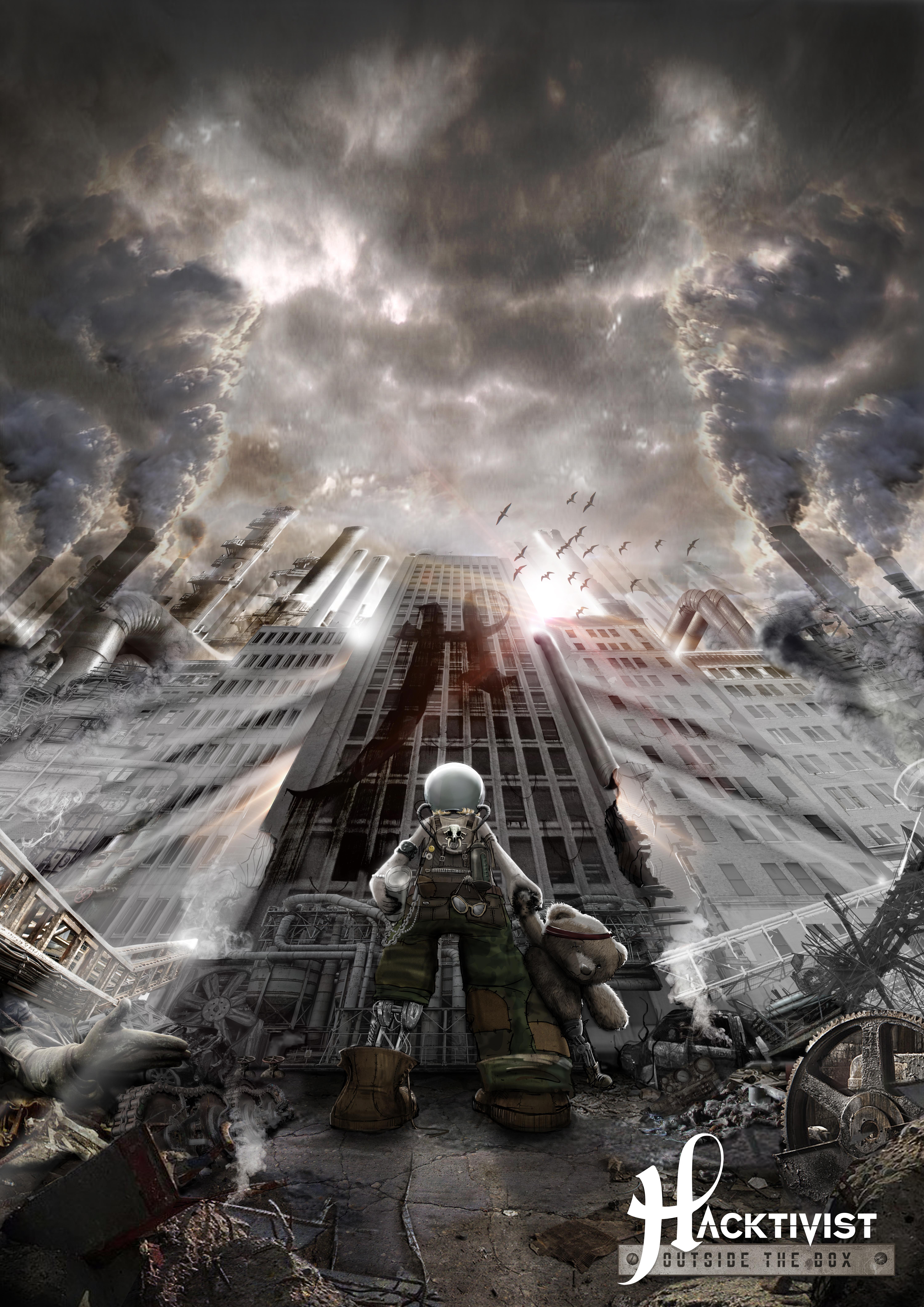 Hacktivist album cover
