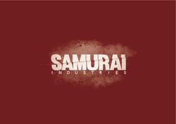 Samurai Industries logo concept