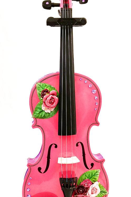 Barbie Pink Floral
