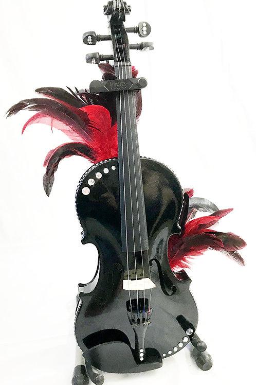 Moulin Rouge Black Violin
