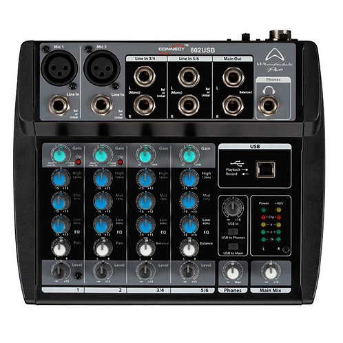 Wharfedale Connect 802 USB