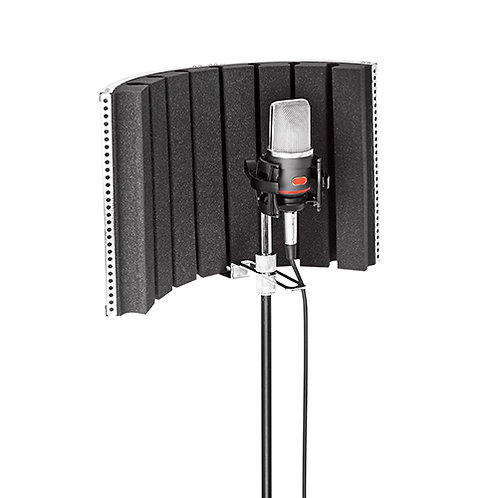 Hybrid MIS02 Isolation Shield