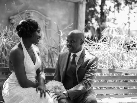Matula and Patience's Wedding