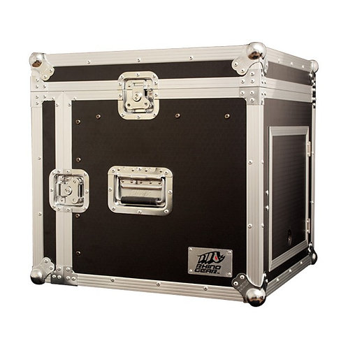 RHINO GEAR 8U COMBO RACK CASE