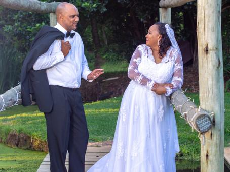 Edward and Dorothy's Wedding