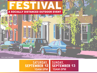 Old Town Arts Festival on 9/12 & 9/13