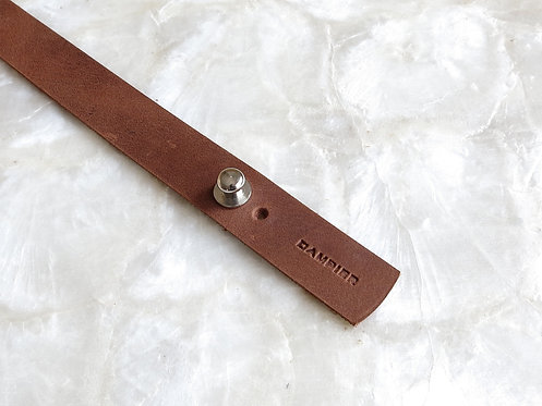 20mm Single stud strap