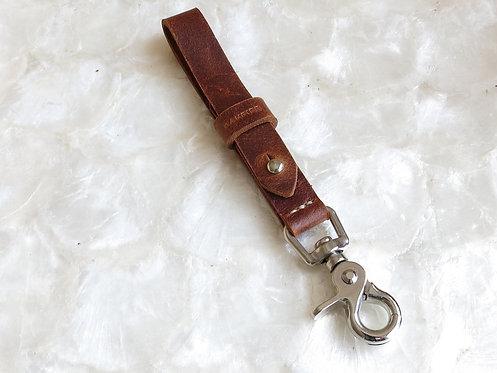 Leather Key Lanyard