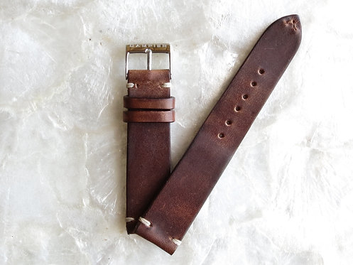 20mm Vintage Leather two piece