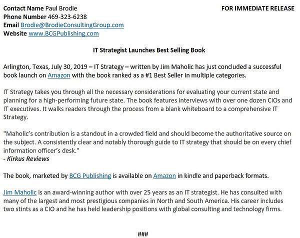 IT Strategy Press Release.JPG