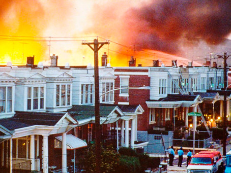 May 13 1985 - The Day a City Murdered it's Own Citizens, and Displaced Hundreds