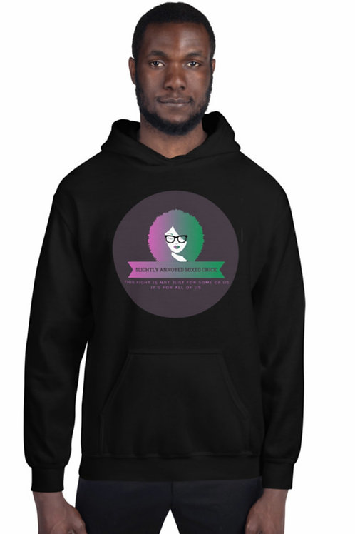 This Fight is For All of Us - Black Hoodie