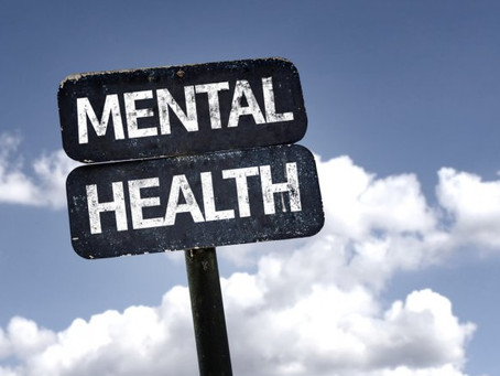 Don't Ignore Your Mental Health - PLEASE!!!!!!