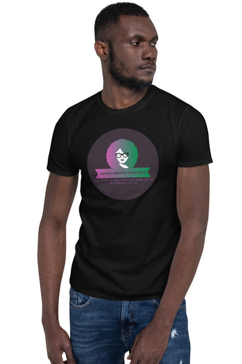 This Fight is For All of Us - Black Unisex T-Shirt