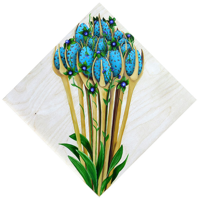 Egg Snatcher Bouquet