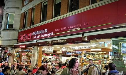 Fiori Corner Restaurant exterior