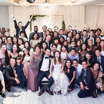 Kim + Mai Family