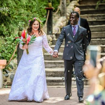 Kelsey + Sim Wedding