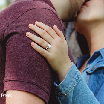 Garrick + Klarissa Surprise Proposal