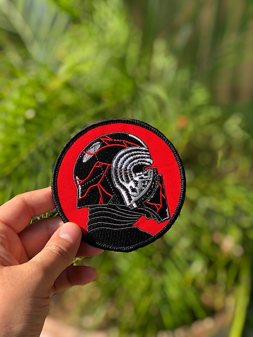 Kylo ~ Official Flynns Satchel Patch