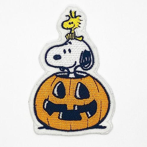 Pumpkin / Dog Official Flynns Satchel Patch