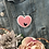Thumbnail: Pink Heart Chenille Patch