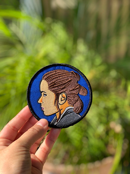 Rey ~ Official Flynns Satchel Patch