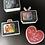 Thumbnail: Wanda & Vision WATERPROOF Sticker Bag