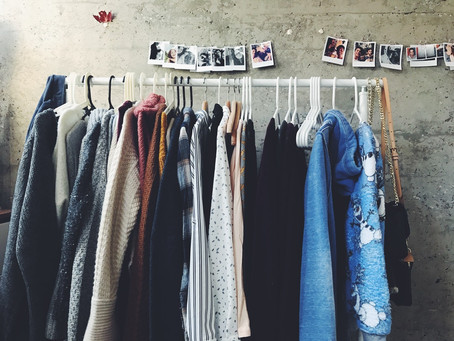 How can I find a wholesale clothing seller?