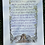 Thumbnail: Draw Near With Confidence Hebrews 4 card/small print