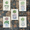Thumbnail: Charming Chinoiserie Topiary print
