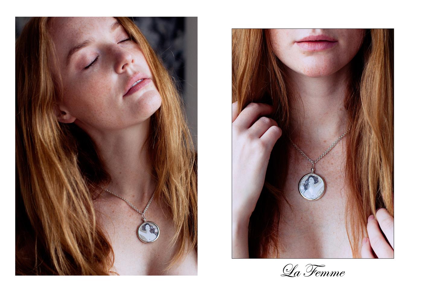 YD jewellery La Femme