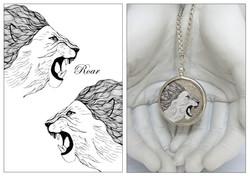 YD jewellery Roar